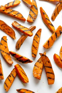 Grilled Sweet Potato Fries 2