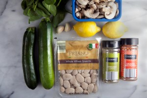 Gnocchi recipe ingredients