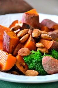 Sweet Potato & Broccoli Salad 14v2