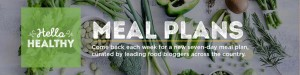 Meal Plans. Come back each week for a new seven-day meal plan, curated by leading food bloggers across the country.
