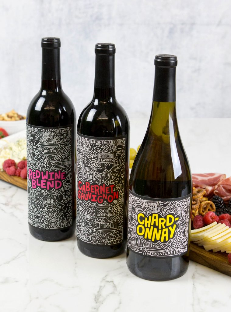 Timothy Goodman, ALDI, award-winning wines, limited edition wine, William Wright