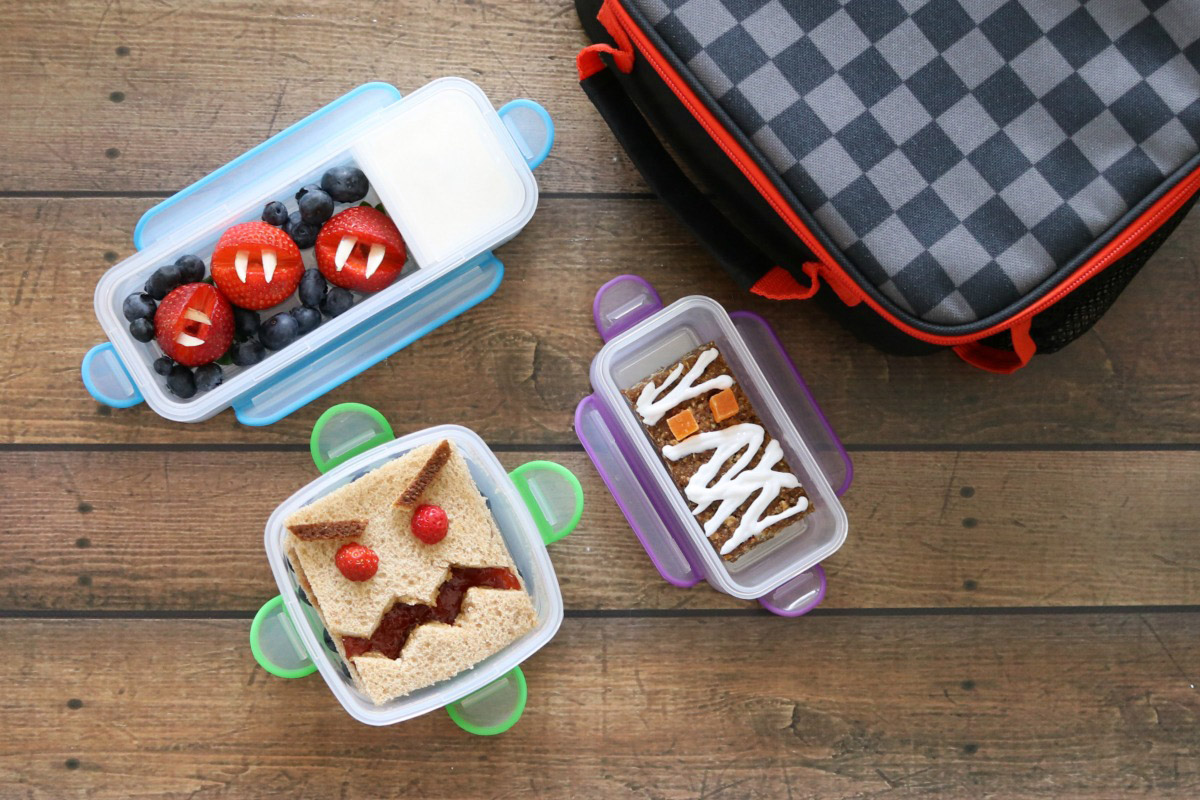Fun and creative school lunch ideas.